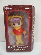 New Tomy Disney Dollcena Pooh Bear Doll - Yummy Yummy Hunny
