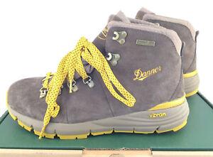 dbe09cffd06 Danner 62247 Women's Mountain 600 4.5'' Brown/Yellow Casual Hiking ...
