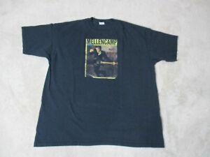 John-Mellencamp-Words-And-Music-Concert-Shirt-Adult-2XL-XXL-Band-Tour-Rock-Mens