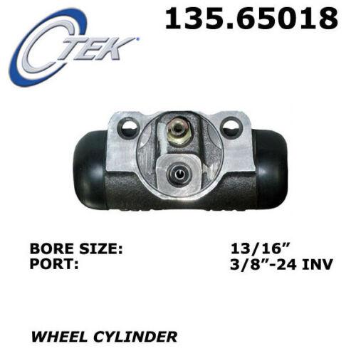 Drum Brake Wheel Cylinder-C-TEK Standard Wheel Cylinder Rear Centric 135.65018