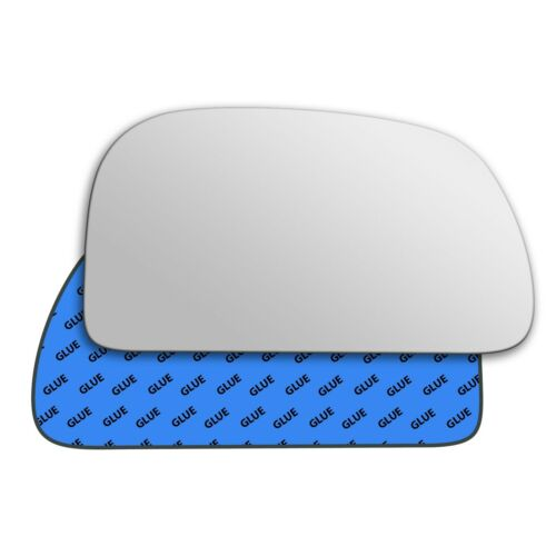 Right Hand Driver Side Mirror Glass for Mitsubishi Colt 1991-2003 0189RS