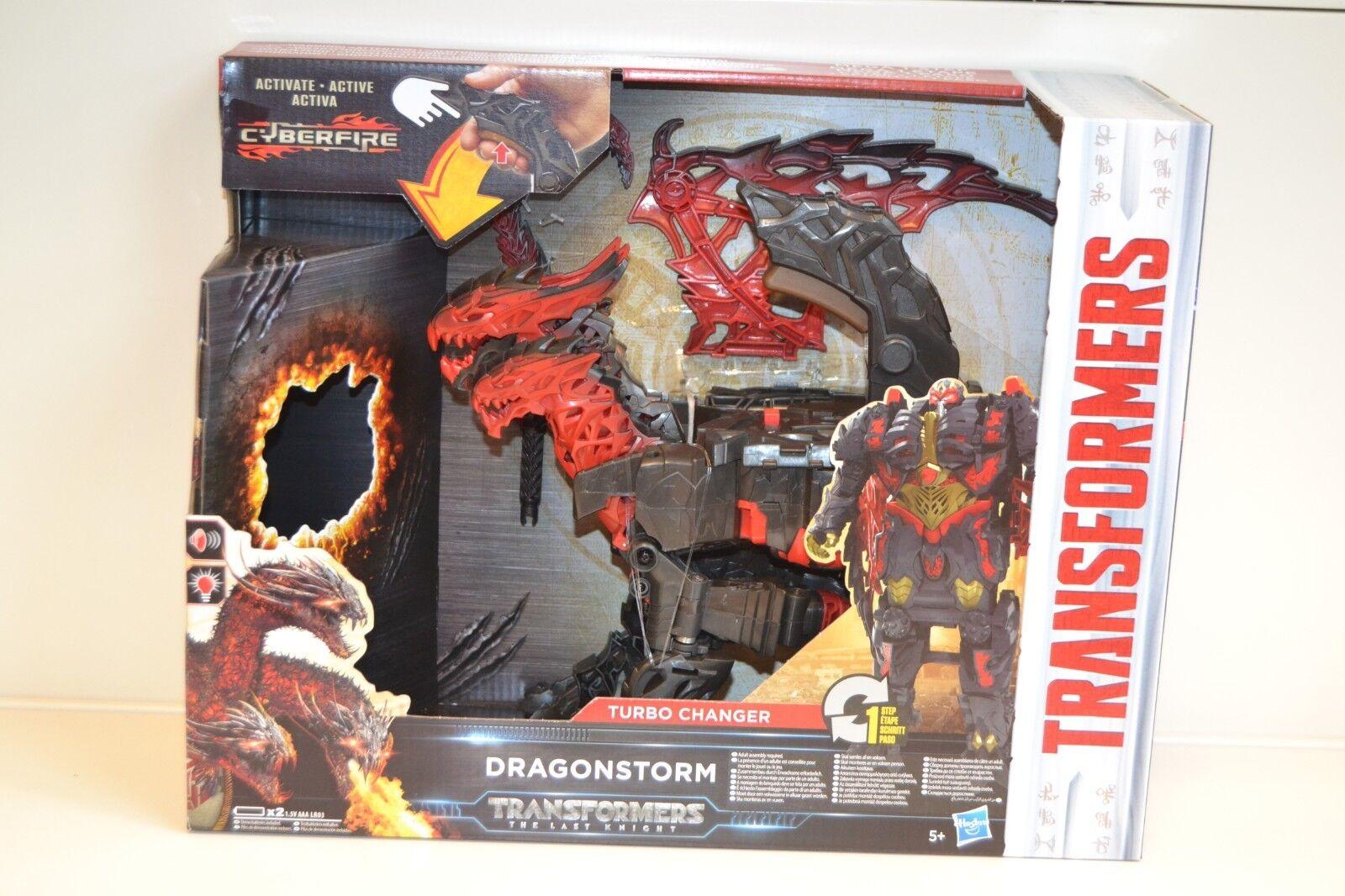 Hasbro C0934   Transformers   Turbo Changer  DRAGONSTORM   NEU&OVP