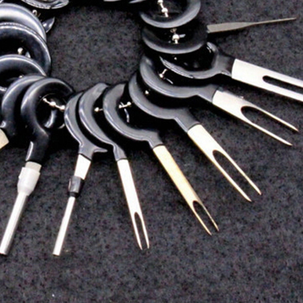 Prime 18X Car Wire Harness Plug Terminal Extraction Pick Connector Pin Wiring Digital Resources Indicompassionincorg