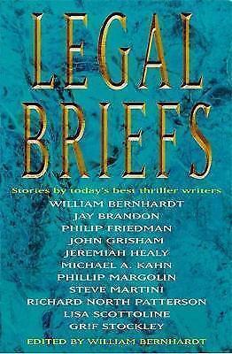 1 of 1 - Legal Briefs -  - 0747275149 - Good