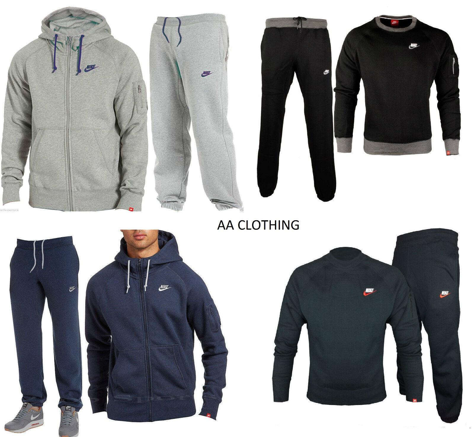 Nike Foundation Full Tracksuit Mens