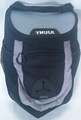 Thule Black Pannier Cycling Bicycle Carrying Storage Bag ...