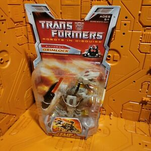 Transformers Deluxe Classics Generations Grimlock Complete New on Card MOSC