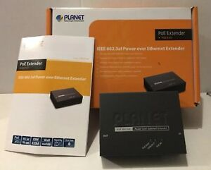Boosters, Extenders & Antennas Poe-e101 Painstaking Planet Poe Extender