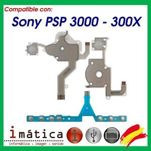 CABLE-FLEX-PSP-3000-3-BOTONES-VOLUMEN-SELECT-START-3001-3004-ACCION-MOVIMIENTO