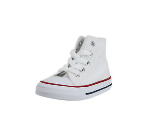 CONVERSE-All-Star-Hi-Shoes-Optical-White-Chuck-Baby-Toddler-Girls-Sneakers-7J253