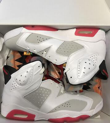 Nike Men's Air Jordan Retro 6 Hare Size