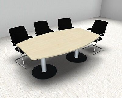 Konferenztisch Mega rund 160 cm vh büromöbel