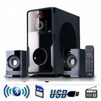 Befree 2.1 Channel Surround Soundbluetoothhome Theater Speaker Systemusb/sd