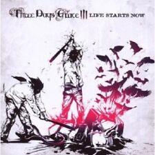 THREE DAYS GRACE - LIFE STARTS NOW  CD  12  TRACKS CLASSIC ROCK & POP  NEU
