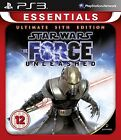 Star Wars Force Unleashed - The Ultimate Sith PlayStation 3 Ps3
