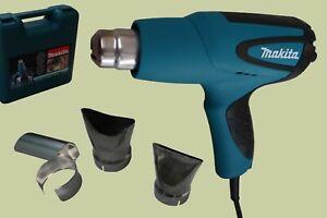 2000W Heißluftpistole Heißluftfön Heißluftgebläse Heißluftföhn Heat Gun Koffer