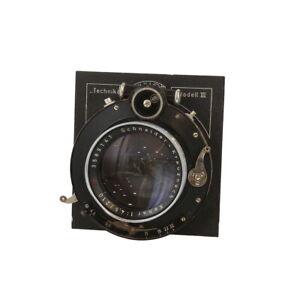 Vintage Schneider-Krauznach210mm f/4.5 Xenar Compound Shutter w/Tech III Board