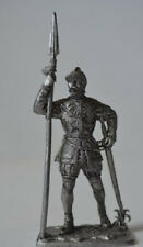 HISTORICAL TIN FIGURES ENGLAND ASSISTANT TO THE CAPTAIN 1544 YEAR 54MM 1/32 MA2