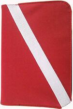 Log Book Low Profile Mini Binder Scuba Diving Dive FLAG Pages FREE LB0127