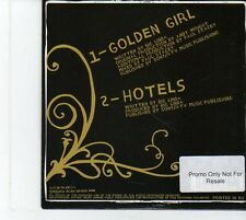 (EU322) Big Linda, Golden Girl - 2008 DJ CD
