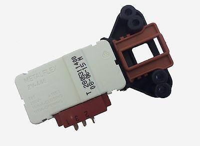 Véritable machine à laver BEKO Remplacement Porte Interlock Pour modèle wm8127w