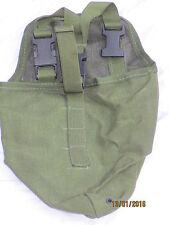 Elemento portante Arroccato Tool Case,oliva Custodia per vanga,Tessitura 90