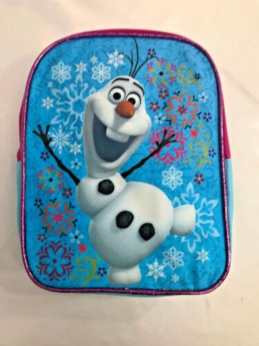 Disney Frozen Olaf Children/'s Adjustable Backpack   H3