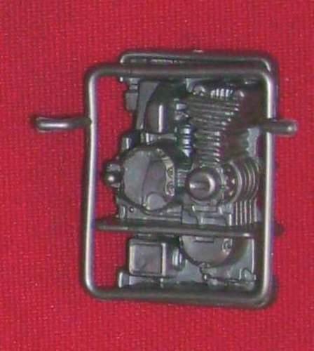 1985 Cobra un bateau Dreadnok Ripper v.1 Sac à Dos Pack Original Accessoire//arme JTC 074E