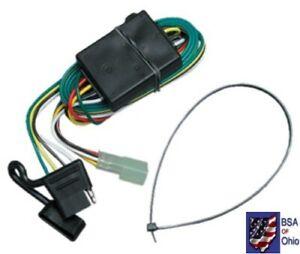 Trailer-Hitch-Wiring-Tow-Harness-For-Suzuki-XL7-2001-2002-2003-2004-2005-2006