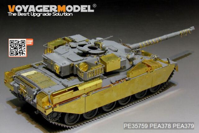Voyager Models 1//35 British Chieftain MBT Stowage Bins for Takom kit