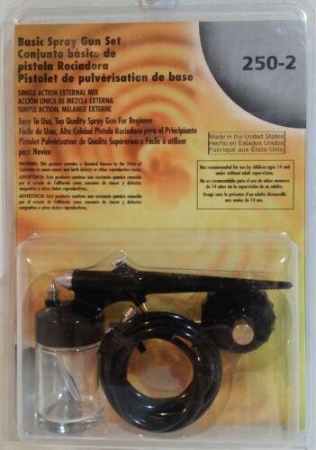 Basic Spray gun set Badger 250-2