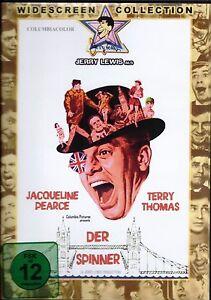 Jerry-Lewis-als-Der-Spinner-FSK12-DVD-NEU-OVP