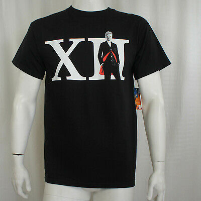 Authentic DOCTOR WHO Dr Who Roman Numeral T-Shirt S M L XL 2XL 3XL NEW