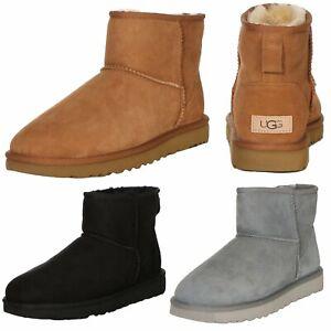 Details zu UGG AUSTRALIA Classic Mini II Boots Damen Schuhe Winterschuhe Stiefel Winter