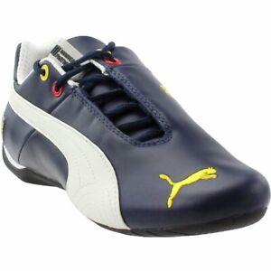 Cat Cuir Sur Bleu 5 Scuderia En Homme D'origine Détails Baskets 6 D Puma Taille Le Titre Afficher Ferrari Future N0OPmyv8nw