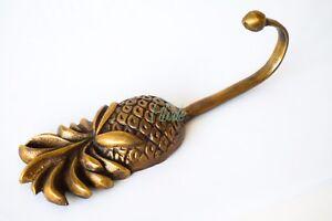 Brass Pineapple Coat Towel Hat Hook Garderobe Metal Skull Palmtree Lion Elephant