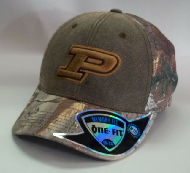 ... where can i buy purdue boilermakers hat memory fit top of the world  habitat realtree m l 7a6a624ff54a