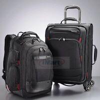 "Samsonite Prowler Gt 2-pc Business Set 21"" Spinner Luggage & Backpack Bags"