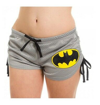 Officially Licensed Batman Booty Shorts DC Comics Womens Juniors BRAND NEW