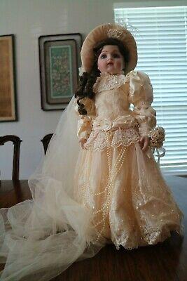 Franklin Mint I Love Lucy Grape Stomping Earrings fit 15-16in FM fashion dolls