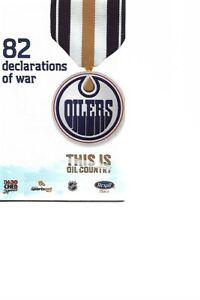 2009-10-Edmonton-Oilers-Pocket-Schedule