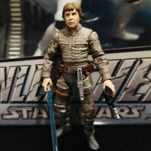 """Star Wars 40th Anniversary Luke Skywalker 6/"""" figura de acción punched MOC nuevo//en el embalaje original"""