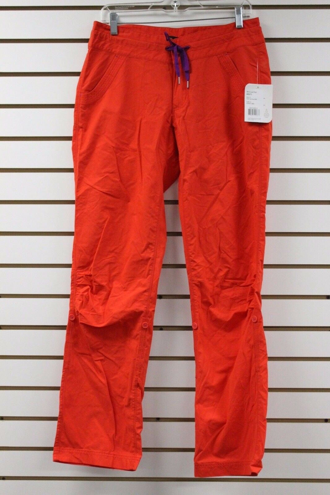 Women's Marmot Lightweight Lexi Pant Hot Coral 69370 Brand New With Tag