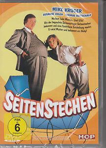 Seitenstechen-DVD-NEU-OVP-Mike-Krueger-Thomas-Gottschalk-Susanne-Uhlen