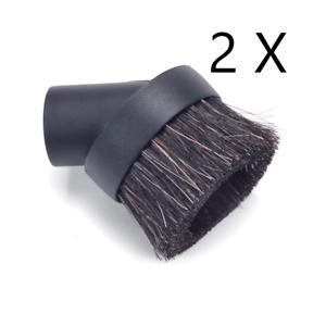 2 Dusting Brush Tool fits Numatic Henry Hetty James Harry Vacuum Cleaner Hoover