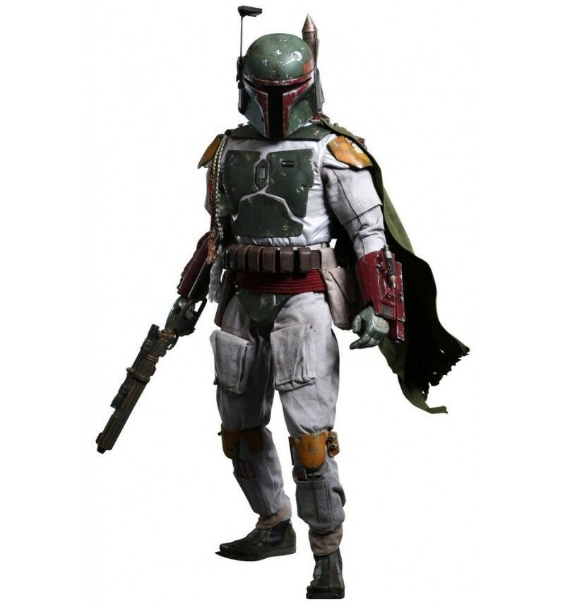 Hot Toys Star Wars Figurine QS 1 4 Bobba Fett