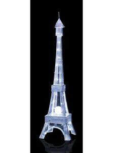 Image Is Loading Elegant Eiffel Tower LED Colour Changing Wire Floor