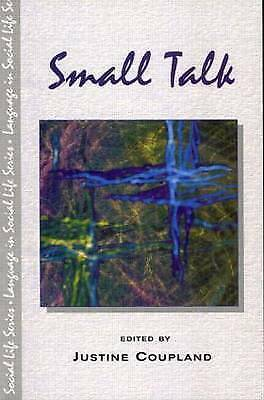 Small Talk by Coupland, Justine