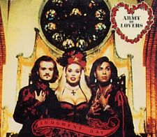 """Army of Lovers Judgment Day 4 mixes - UK 12"""""""