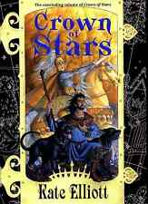 KATE ELLIOTT CROWN OF STARS BOOK 7 CONCLUSION HARDCOVER 1ST EDITION FINE RARE